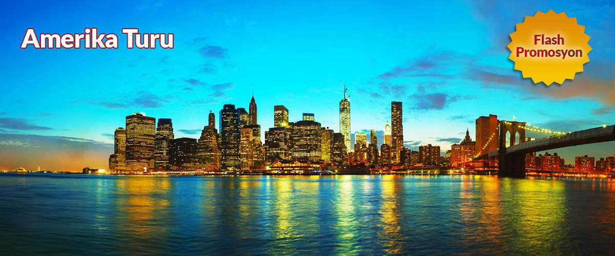NEW YORK (2)- SAN FRANCİSCO (2) - LAS VEGAS (2) - LOS ANGELES (3)